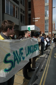 Students and staff are campaigning to save the discipline